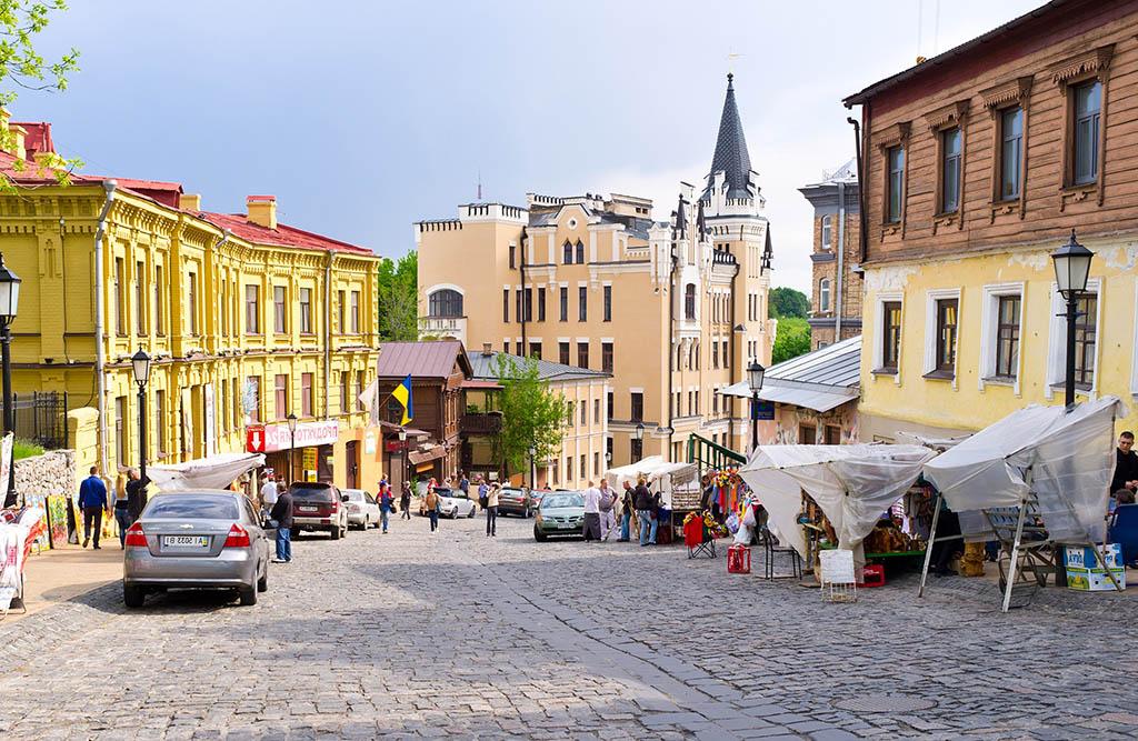 ТОП 10 місць які варто відвідати в Києві