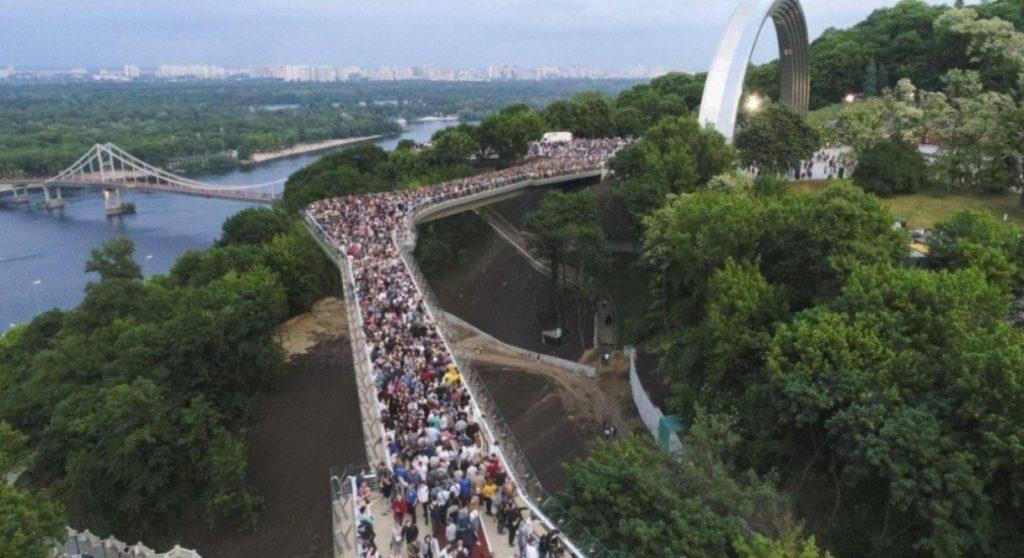 Цікаві факти про київські мости