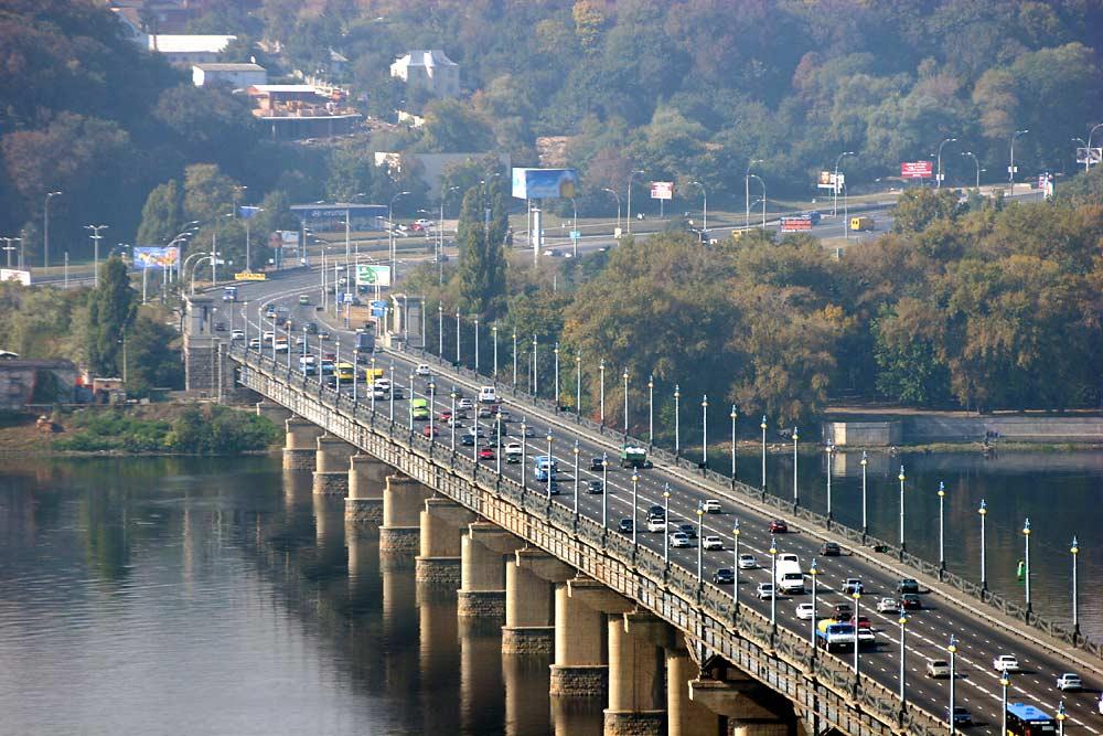 Интересные факты про киевские мосты