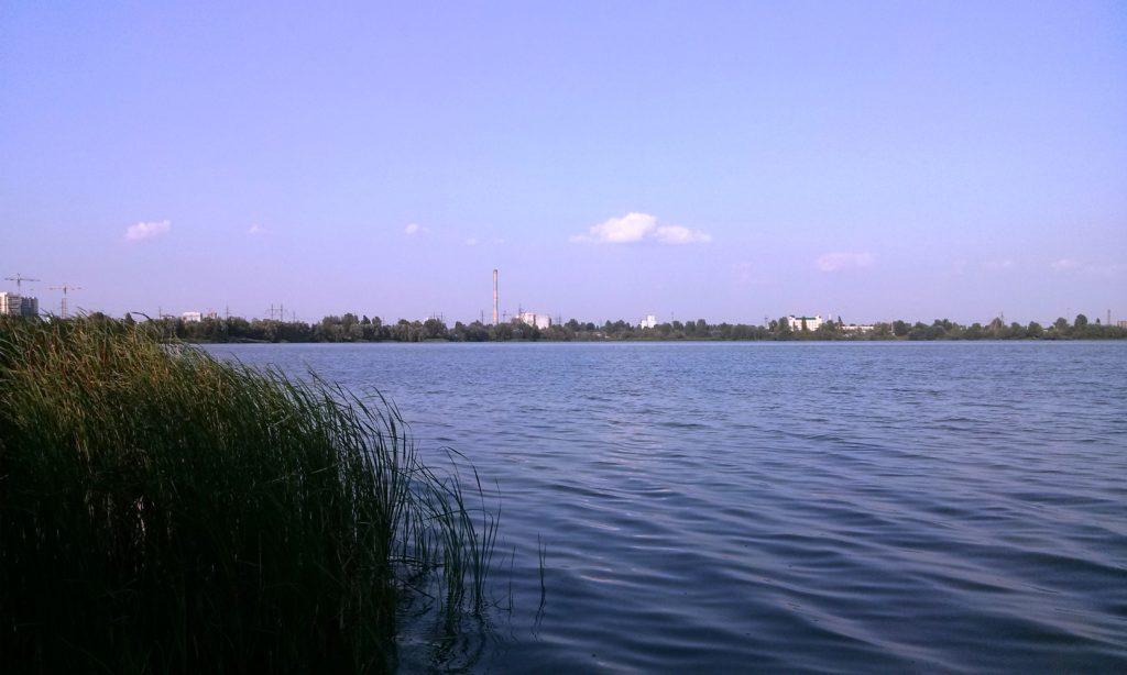 Мальовничі озера столиці