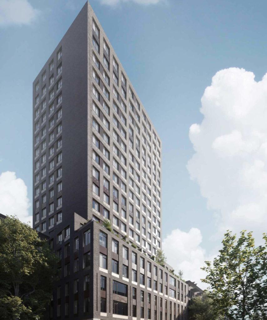 Стартовали продажи апартаментов в пятизвездочном доме FRANKLIN Concept House