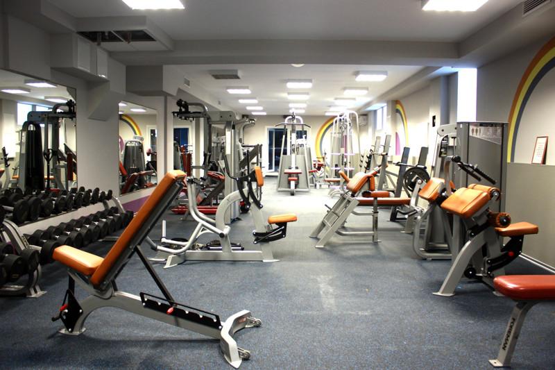 «Разветвленная» программа тренажерных залов