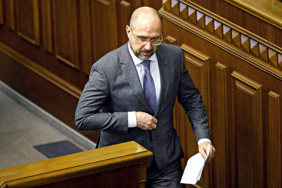 Второй шанс премьер-министра Алексея Гончарука: правительство ушло в отставку, новым премьером стал Денис Шмыгаль