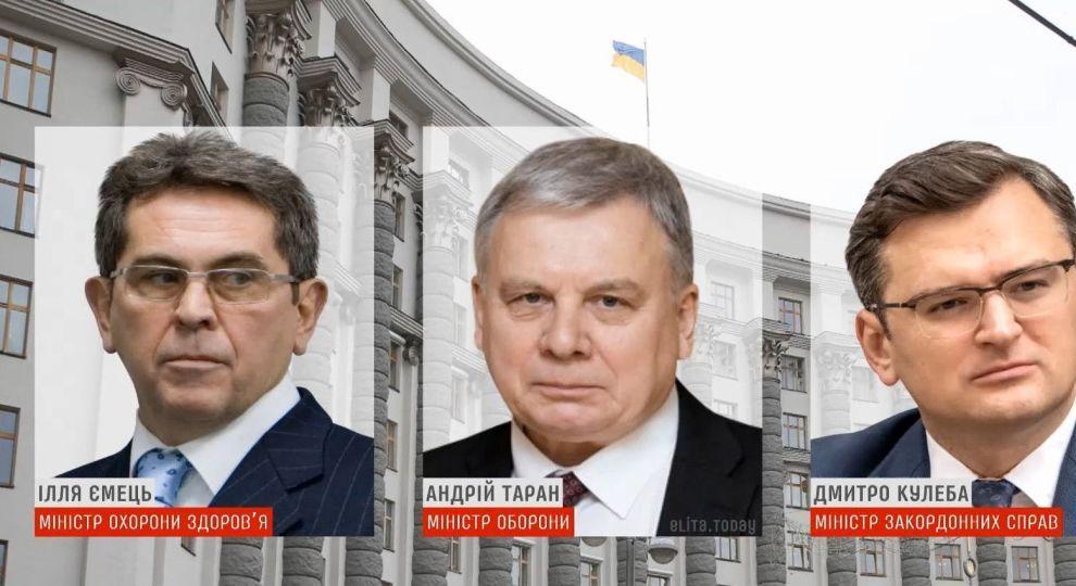 Другий шанс прем'єр-міністра Олексія Гончарука: уряд пішов у відставку, новим прем'єром став Денис Шмигаль