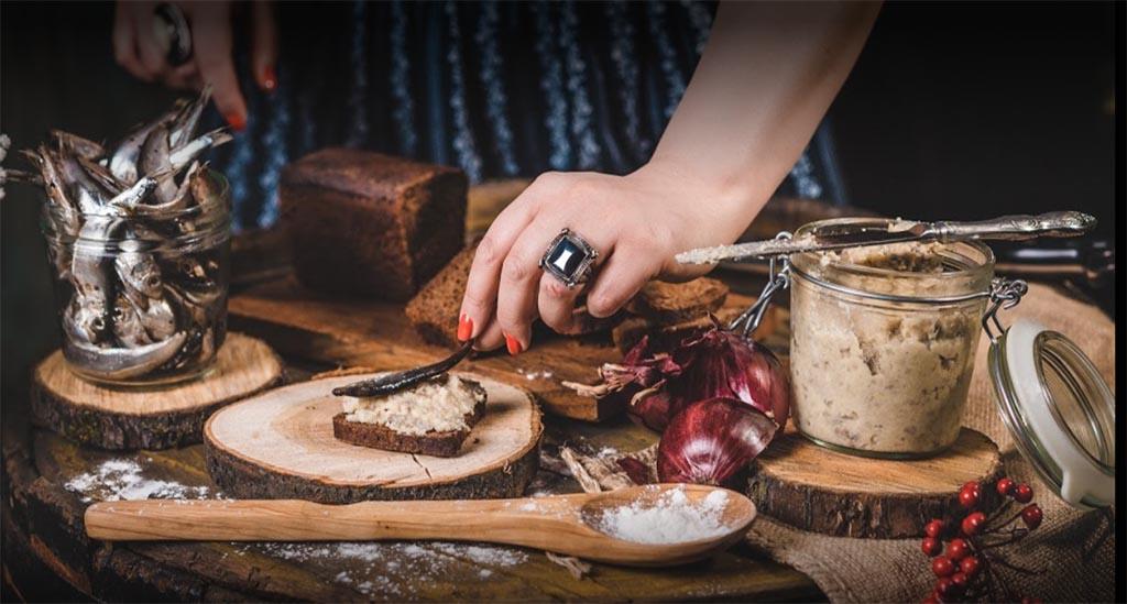 Ресторан одеської кухні «цяця» зустрічає своїх гостей