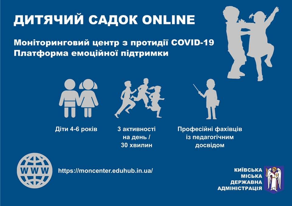 Онлайн-дитячі садки для маленьких українців: батьки можуть перепочити?