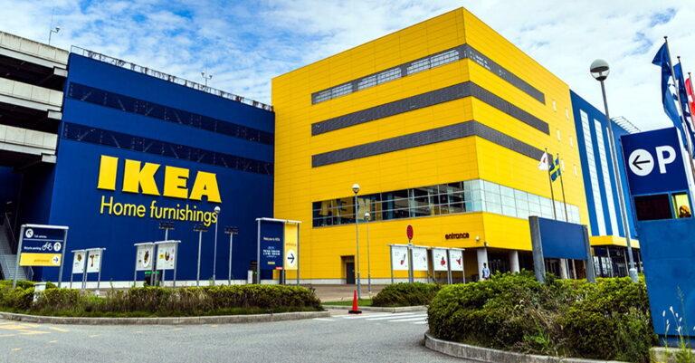 Ikea в Киеве дала старт продажам онлайн