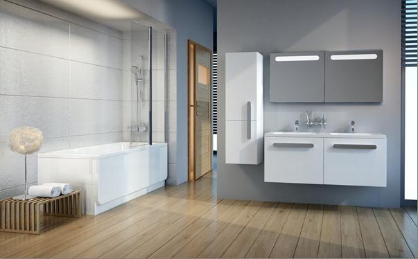 Створюємо дизайн ванної кімнати в стилі мінімалізм