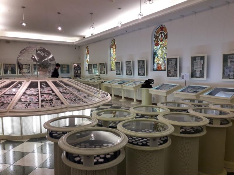 Музей денег в Киеве: история, экспозиция, интересные банкноты